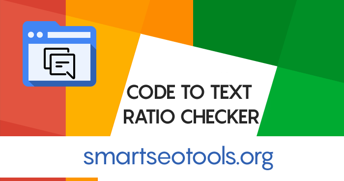 Code to Text Ratio Checker