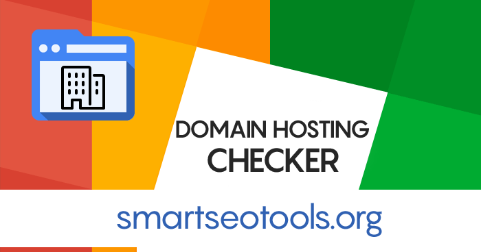 Domain Hosting Checker