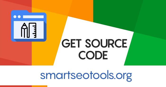 Get Source Code of Webpage