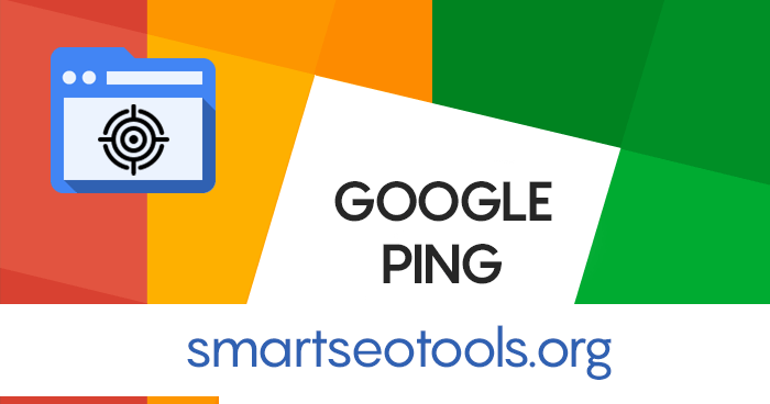 Google Ping Website Tool