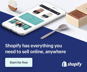 Shopify - Make a money online
